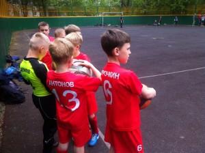 Футбол в районе Орехово-Борисово Южное
