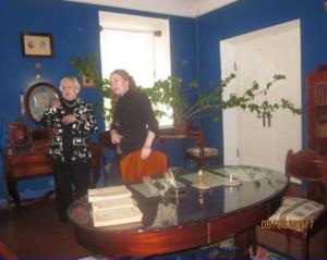 Экскурсия в музее Достоевского
