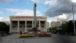 Памятник в районе Орехово-Борисово Южное