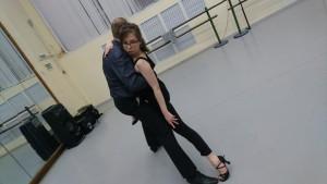 Танцевальные занятия в Южном округе