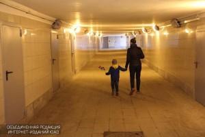 Подземный пешеходный переход в Южном округе
