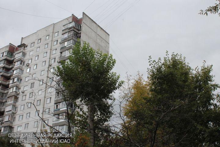 Многоквартирный дом в районе Орехово-Борисово Южное