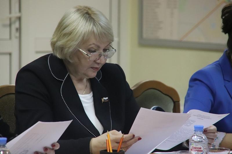 Депутаты муниципального округа Орехово-Борисово Южное Алла Афанасьева