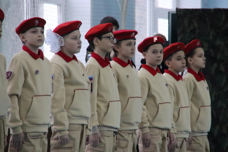 Военно-патриотические организации района Орехово-Борисово Южное