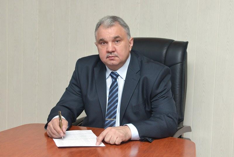 """Руководитель филиала """"Южный"""" Мосгортранс Андрей Яшкин"""