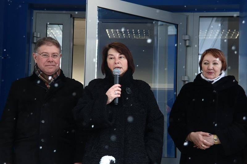 Сергей Орлов и Вера Лев