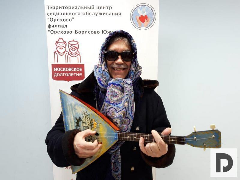 Александр Новиков, московское долголетие