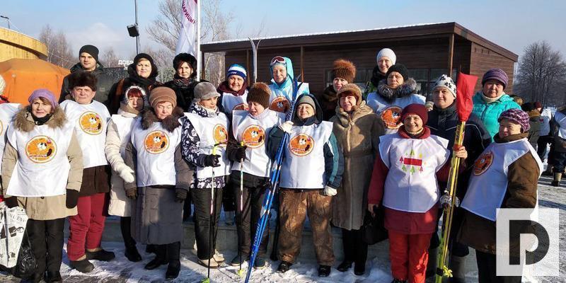 лыжи, катания, московское долголетие, спорт