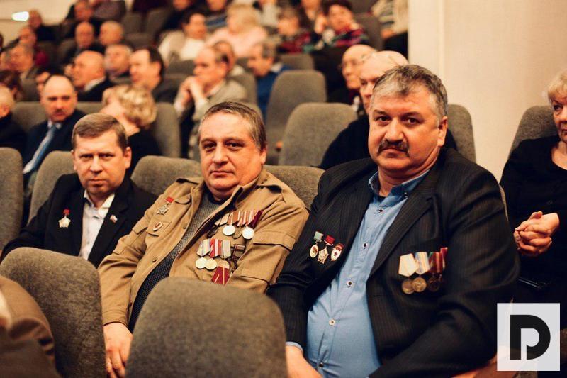 Дни памяти о россиянах, Авангард, 26.02.2019