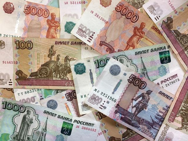 деньги, рублик, пиксабай