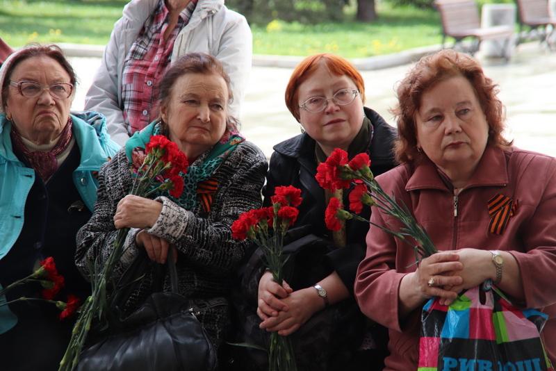 Авангард, памятный митинг, депутаты, Орехово-Борисово Южное (10)