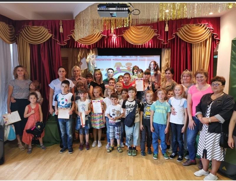 ЦССВ Южный, Московская смена, концертная программа, фильм, спектакль, дети
