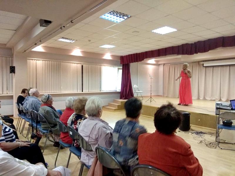 Татьяна Мазаева выступление