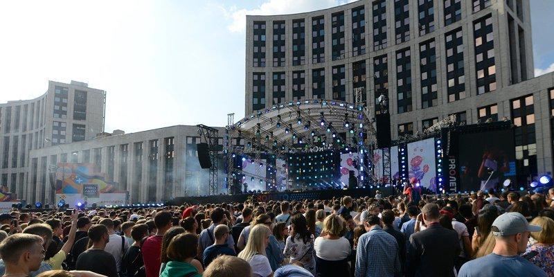 фестиваль, проспект Академика Сахарова, ПРОлето