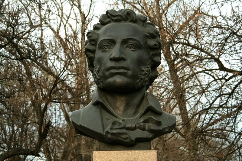 Пушкин Александр Сергеевич, выставка Стул и Пушкин, открытие, библиотека № 152