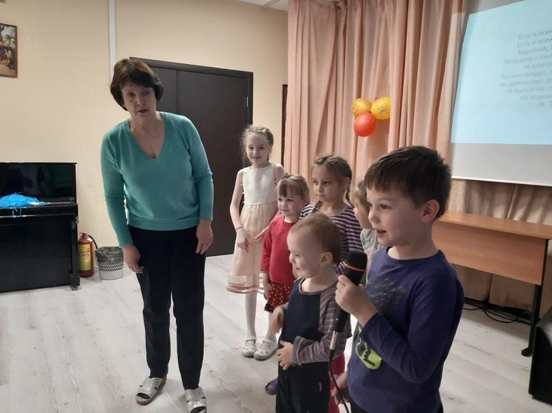 Семейный центр Планета Семьи, Наталья Дробович, дети, праздник, Осень – чудная пора