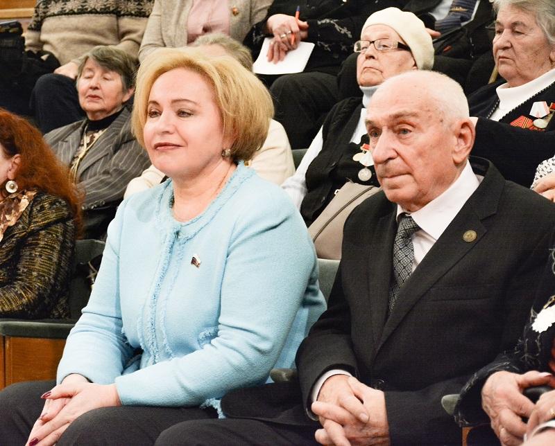 Любовь Духанина, Бирюлево Западное, конференция