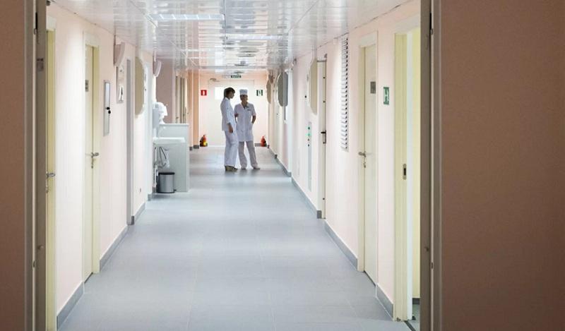 Алексей Хрипун, больница, здравоохранение, Москва