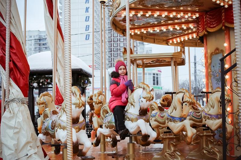 «Путешествие в Рождество», Ореховый бульвар, спектакль, фестиваль