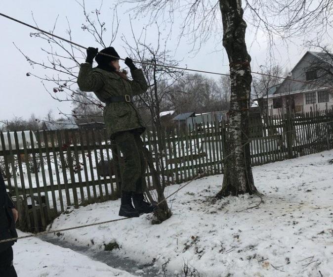 День защитника Отечества, зарница, МП Москвы