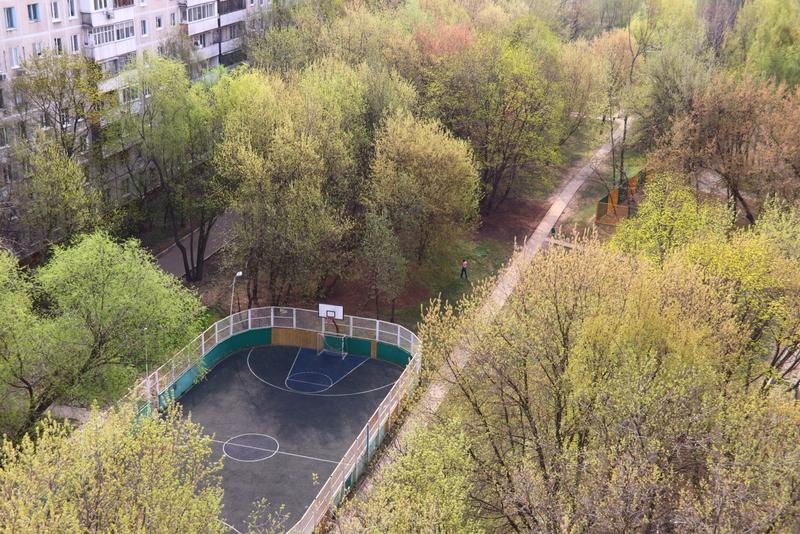 Благоустройство, Орехово-Борисово Южное