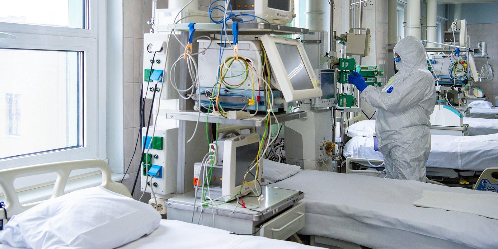 Столичные врачи поделятся своим опытом работы с иностранными коллегами. Фото: сайт мэра Москвы