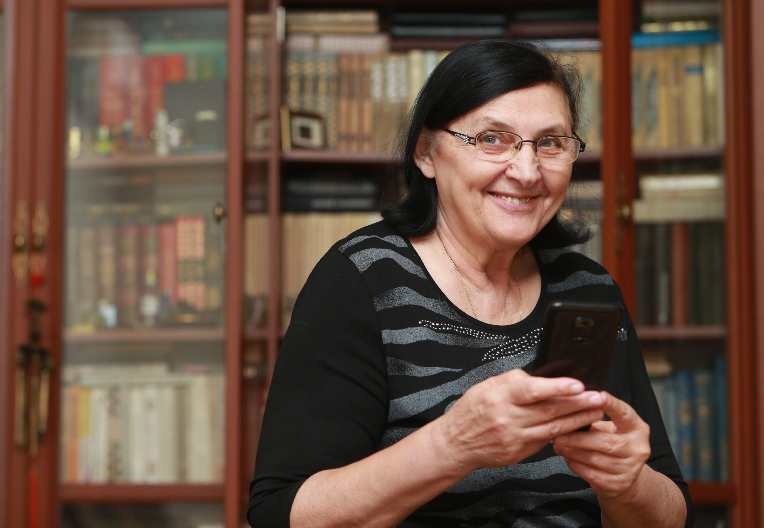 Три года исполнилось программе «Московское долголетие». Фото: Наталия Нечаева, «Вечерняя Москва»