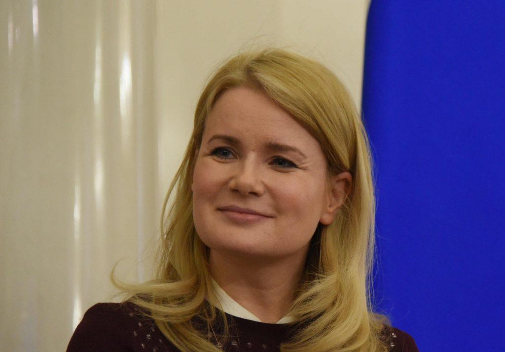 На фото зам еститель мэра Москвы Наталья Сергунина