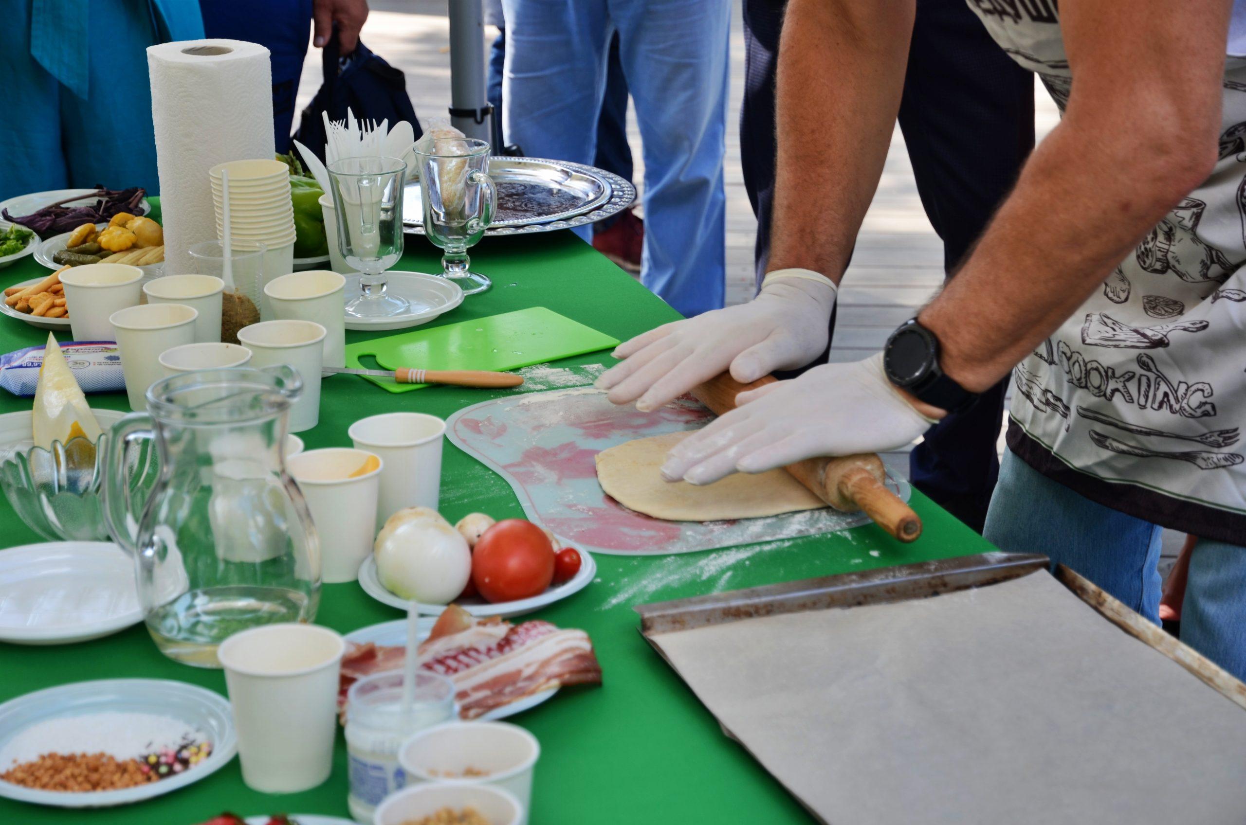 Участник проекта «Московское долголетие» из района поделилась кулинарным рецептом. Фото: Анна Быкова